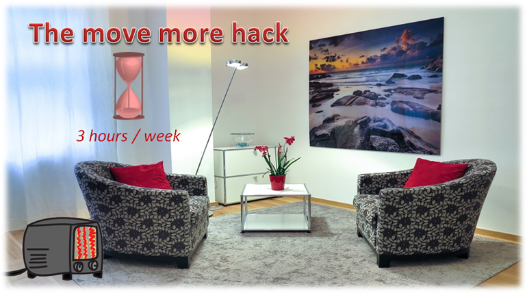 what you need for the move more hack