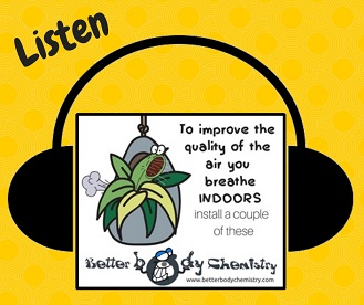 listen to pot plants