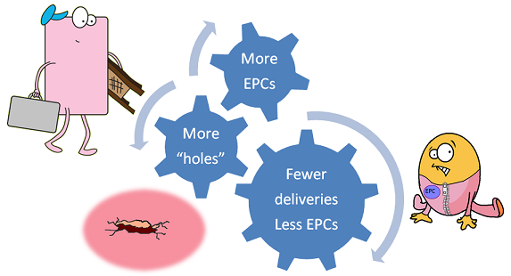 body chemistry and EPC numbers