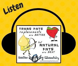 listen trans fat alternatives