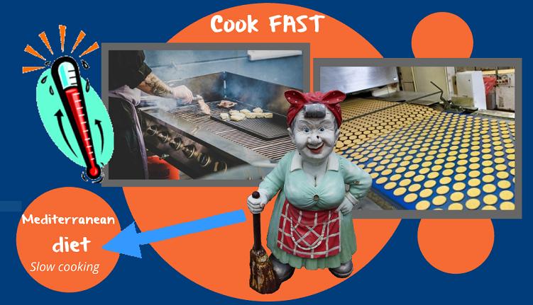 cook like